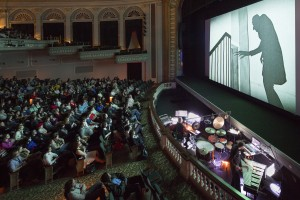 Savannah Film Festival 2014, Special Screening of Nosferatu at the Lucas - Photography by John McKinnon courtesy of SCAD.